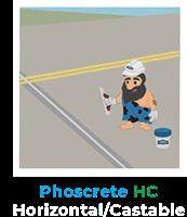 Phoscrete Caveman