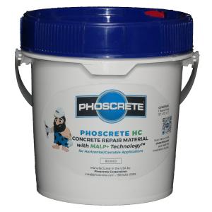 phoscrete precast concrete repair