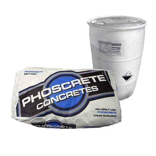 phoscrete concrete repair kit