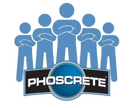 Phoscrete